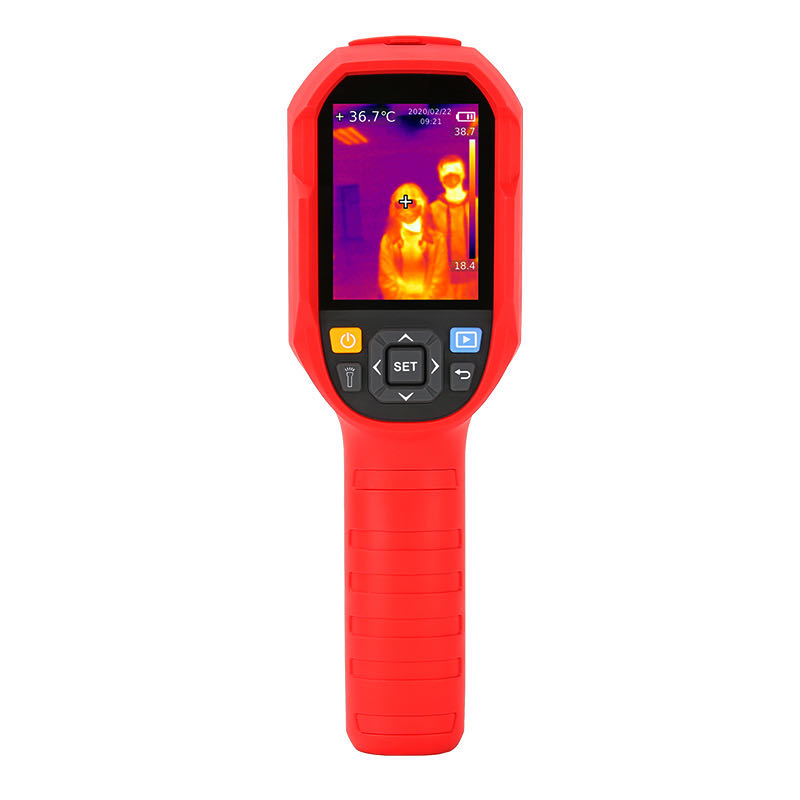 Thermal infrared imaging camera